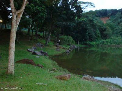 Bukit Gombak Lake Guilin Picture
