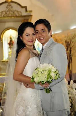 Judy Ann Santos and Ryan Agoncillo Wedding Pictures