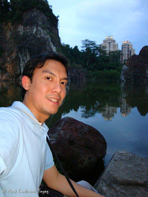 Bukit Gombak Lake Guilin Picture 2