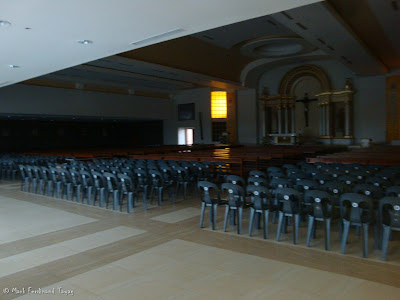 Chapel of the Eucharistic Lord SM Mega Mall Atrium Picture 2