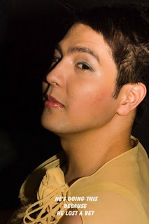 Gino Quillamor in Drag Picture 3