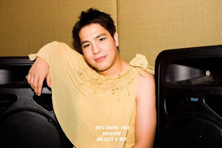 Gino Quillamor in Drag Picture 9