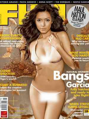 Valerie Bangs Garcia FHM Philippines May 2009
