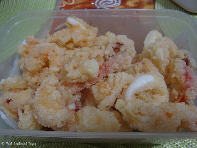 Calamares ala Makoy Recipe