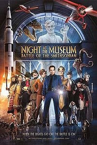 Top Box Office as of May 25, 2009 Night at the Museum: Battle of the Smithsonian