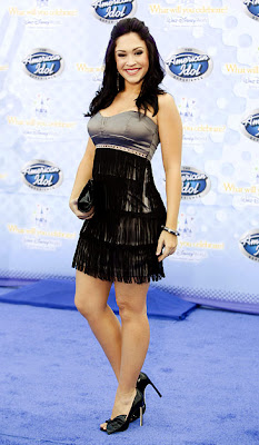 American Idol Alumni Before and After Photo 5