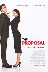 Top Box Office as of June 21, 2009 The Proposal