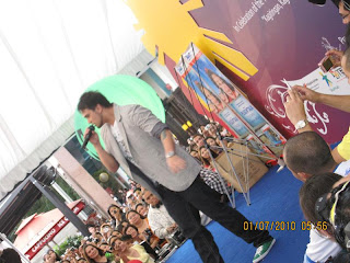 Billy Crawford in Singapore Photo 4
