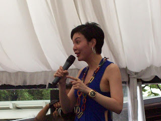 Gretchen Barretto in Singapore Photo