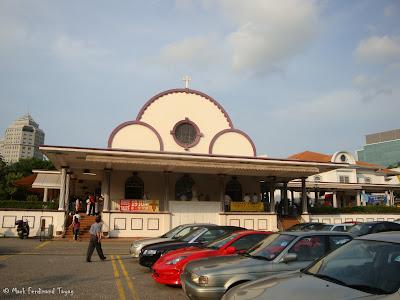 Novena Church Singapore Photo 2