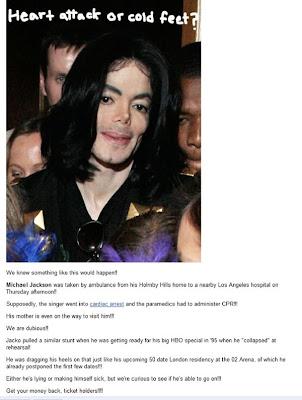 Perez Hilton Mocks Michael Jackson