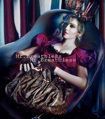 Madonna Louis Vuitton Ad