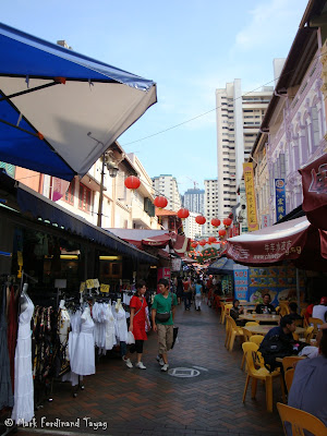 Singapore Chinatown Photo 2