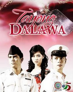 TNS Nationwide TV Ratings (August 18 to 27, 2009) Tayong Dalawa