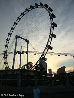 Singapore Flyer Experience and Photo 1