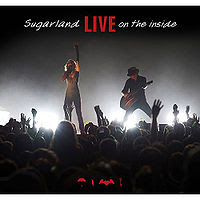 Billboard's Hot Album And Singles Charts - August 14, 2009 LIVE On The Inside, Sugarland