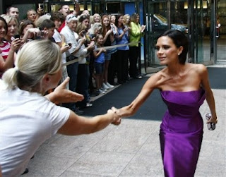 Victoria Beckham Too Thin for American Idol