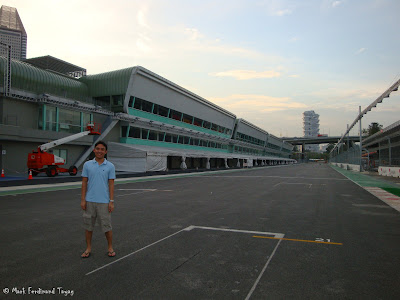Singapore F1 Race Tracks Photo 2