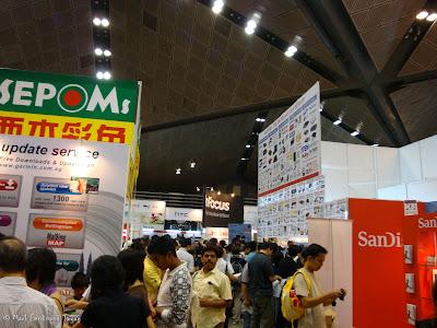 COMEX 2009 Singapore PC Show Photo 5