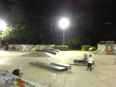 Skateboard Park Singapore 2