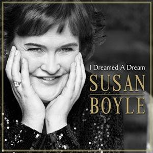Susan Boyle's Album Cover