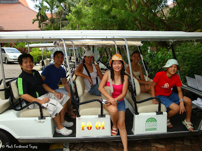 Bintan Lagoon Resort Buggy Photo 4