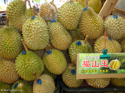 Durian in Singapore Photos