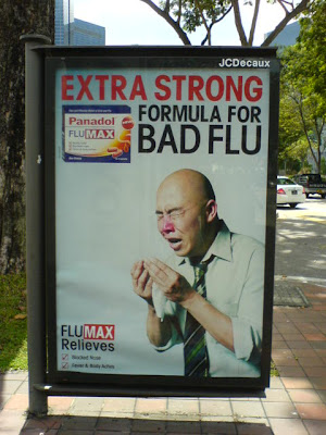 Panadol Flu Max Ad Photo