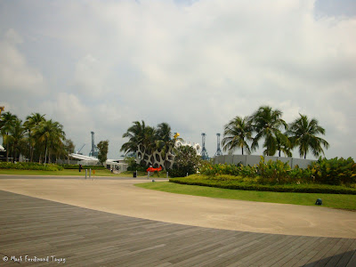 Vivo City Sentosa Station Photo 4