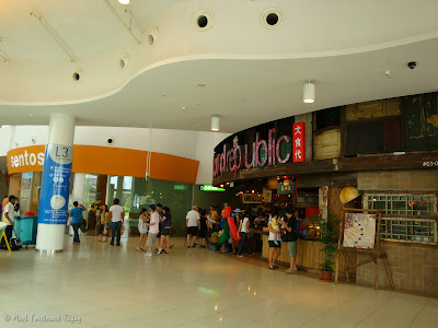 Vivo City Sentosa Station Photo 5