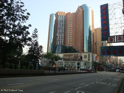 Hong Kong Streets Photo 5