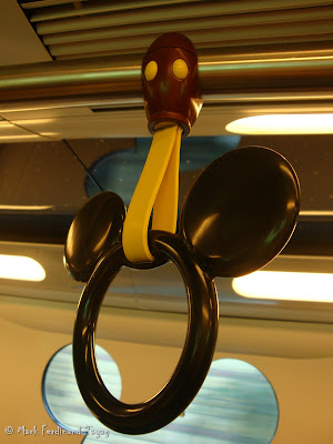 Hong Kong Disneyland Train Photo 13