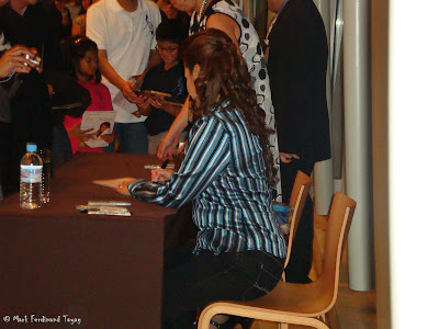 Lea Salonga Concert in Singapore Photo 3