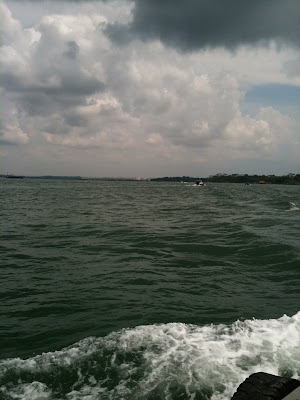 Pulau Ubin Sea Photo 2