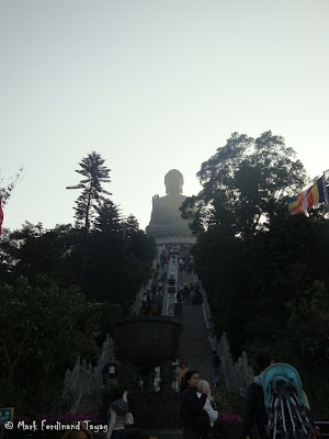 Tian Tan Buddha Statue Hong Kong Photo 2