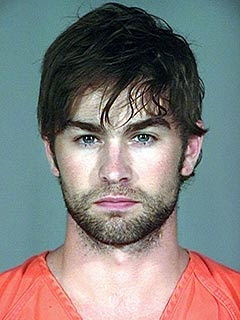 Chase Crawford Arrested
