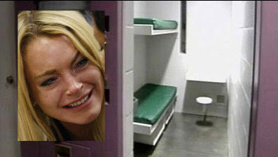 Lindsay Lohan's Upcoming Prison Cell Photo