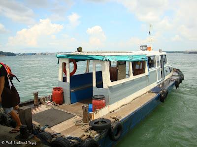 Pulau Ubin Singapore Boat Ride Photo 12