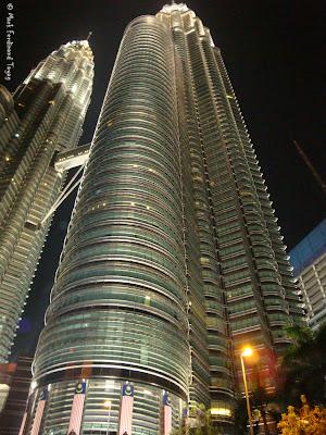 Petronas Twin Towers Photo 8