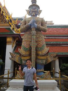 First Bangkok Trip - Day 1