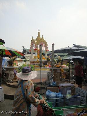Chatuchak Weekend Market Bangkok Photo 2