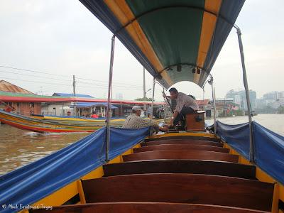 Bangkok Floating Market Photo 13