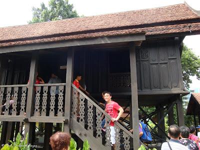 Traditional Malaysian Home Photo 1