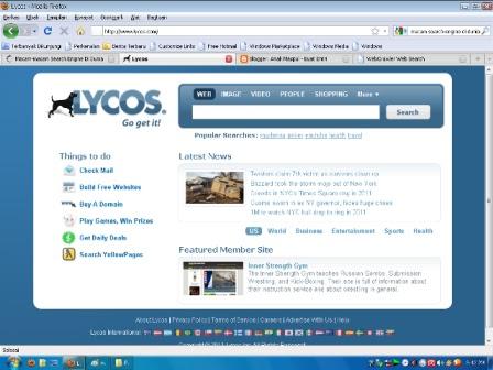 Gambar Macam - macam search engine (mesin pencari) di dunia