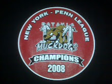 Batavia Muckdogs - 2008 New York-Penn League Champions