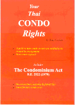 Your Thai Condo Rights