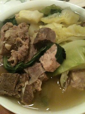 Pork Nilaga (Filipino Pork Rib Soup)
