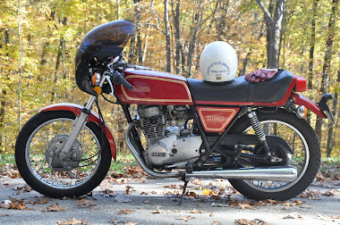 1977 Yamaha XS360