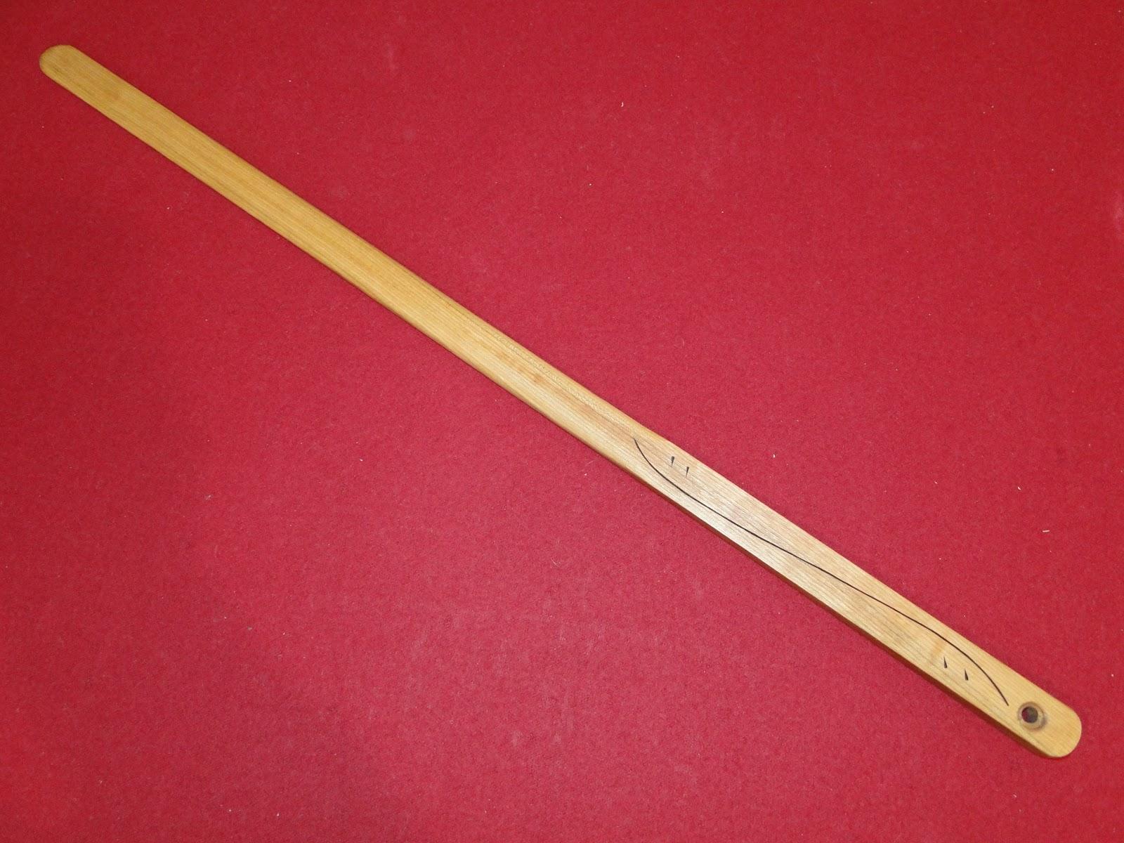Scott S Workshop Notes Lefse Sticks