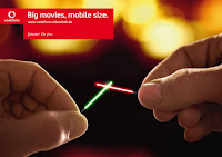 Comeek - Publicité Vodafone